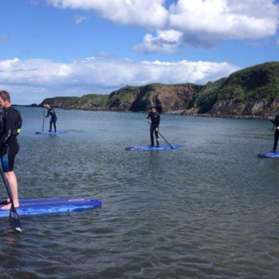 watersports in dublin