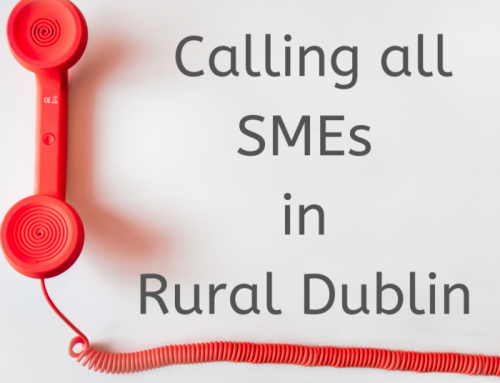 Calling all SMEs in Rural Dublin