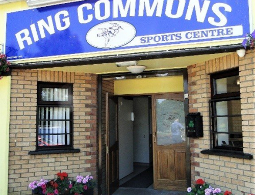 Ringcommons Sports Centre