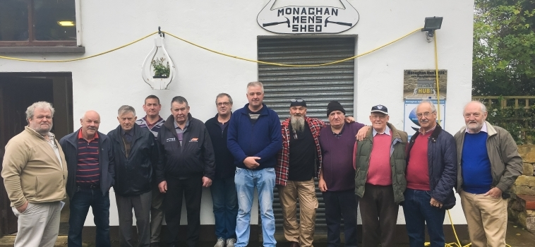 Men's Shed Donabate/Portrane Training